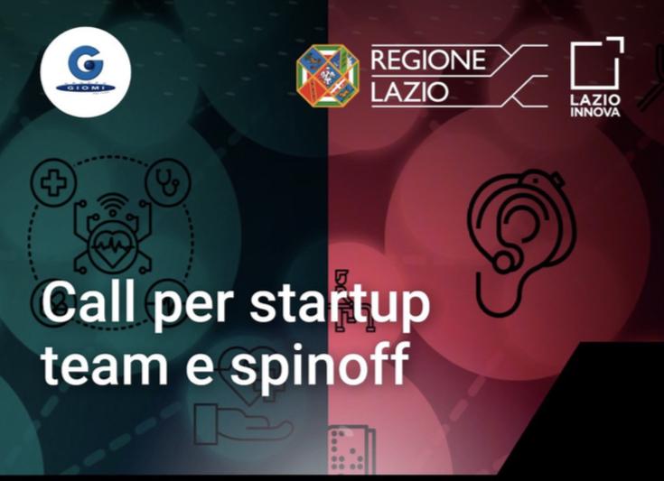 Distretto Biomedicale Lazio Innova 2 Call For Ideas Per Startup Team Spin Off E Centri Di Ricerca Miglioriamo La Salute E Il Benessere Dei Pazienti Distretto Biomedicale